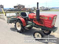 Yanmar Tractor, Lawn Mower, Tractors, Outdoor Power Equipment, Japanese, Lawn Edger, Japanese Language, Grass Cutter, Garden Tools