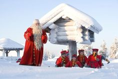 The ultimate Lapland holiday offers five day winter trip, where you will enjoy a panoramic tour of Helsinki, explore Rovaniemi and the magical Santa Claus Village, eat in a traditional Lappish restaurant, snow-shoeing. Christmas Getaways, Christmas Destinations, Holiday Places, Christmas Vacation, Christmas Travel, Places In America, Places Around The World, Around The Worlds, Helsinki