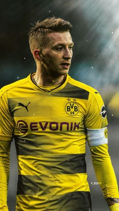 Marco Reus can find Marco reus and more on our website. German Football Players, Football Is Life, Soccer Players, Football Soccer, Bvb Wallpaper, Signal Iduna, Women's Cycling Jersey, Cycling Jerseys, Dfb Team