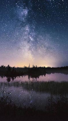 Night-Sky-iPhone-6-background