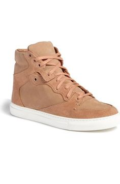 Balenciaga 'Trainer' High Top Sneaker (Women) available at #Nordstrom
