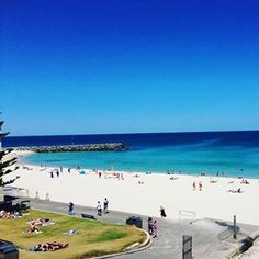 Cottesloe Beach   WA has some damn fine beaches, and Cottesloe is just one example of the stunning blue waters on offer. Only 15 minutes from the city, but it'll make you feel like you've just landed in paradise.Definitive Proof That Western Australia Needs To Be On Your Bucket List