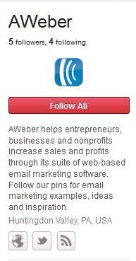 AWeber for Business #Infographic #SMM #Aweber #Marketing