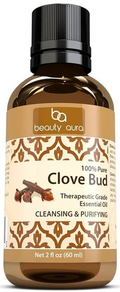Have you tried our Clove Bud essential oil?! This oil is extracted by steam distillation from leaves, stems and buds of the clove tree! When you shop with Beauty Aura, you are getting 100% pure- NEVER diluted essential oils. Why settle for less? :)
