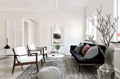 Inred hemmet med trendiga kvistar   ELLE Decoration