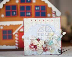 Ingvild Bolme/Prima-12 Days of Christmas Cards
