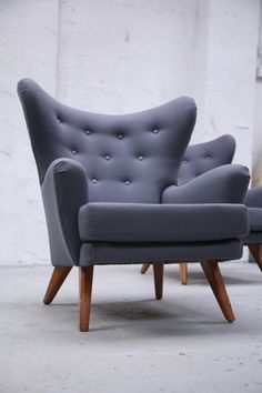 Beautiful 1950s Armchairs by G Plan