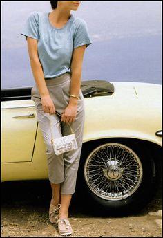 50s style pants pattern