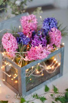 Blomsterslingor | blomsterverkstad