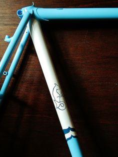 """Roamer"" Teaser by Capricorn Bicycles    via Flickr"