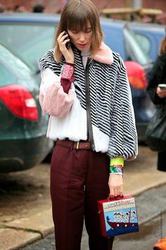 Follow The Sartorial Blonde for more Stree Chic inspo #TheSartorialBlonde #AnyaZiourova