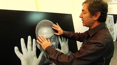 Blind photographer's 'seeing' images - BBC News