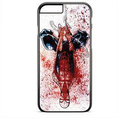 Spiderman Watercolor TATUM-9890 Apple Phonecase Cover For Iphone SE Case