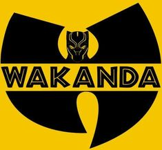 Black Panther Wakanda WuTang T-shirt: May the colonial hoods' head for the biggest downfall in history and rise from the ashes - Little Wakanda Black Panther King, Black Panther 2018, Black Panther Marvel, Wu Tang Clan, Black Panthers, Stan Lee, Movies And Series, 3d Prints, Black Women Art