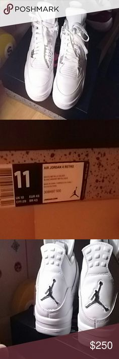 Jordan pure money 4's Brand New Jordan Shoes Sneakers