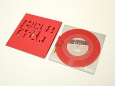 minus the bear CD packaging — never listened, but might have to buy this disc. gorgeous.