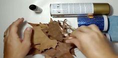 Decorar nuestro hogar con hojas secas