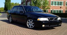1998 Volvo S70T5 with a manual transmission: one of only 361 imported into the USA that year.