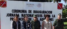 Política y Sociedad: Campeche / Esfuerzo nacional frente a las adiccion...