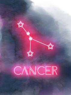 Cancer constellation ★