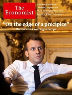 Assessing Emmanuel Macron's apocalyptic vision Mr President, French President, Elizabeth Warren, Interview, Emanuel Macron, Tapas, Press Forward, French People, French History