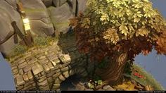 Image result for stylized foliage