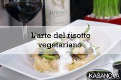 #Risotto #vegetariano, 4 ricette da non perdere!