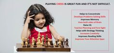 PLAYING #CHESS with your child IS GREAT FUN AND IT'S NOT DIFFICULT.  http://www.youcare.in/care/find/baby-care/26  #babycareinchandigarh #babycareinmohali #babycareinpanchkula #youcare #care #childcaregiversinchandigarh #childcare #parentingtips