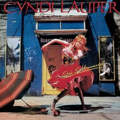 #CyndiLauper She's So Unusual