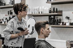 Strzyżenie męskie w Cut Cut Poznań #cut #hair