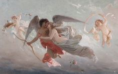 Uploaded by Le Cirque des Rêves. Find images and videos about art, aesthetic and angel on We Heart It - the app to get lost in what you love. Classical Art, Art Gallery, Aesthetic, Tag Art, Image, Painting, Art, Angel, Art Icon