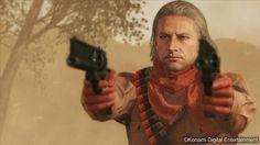 Metal Gear Online: Ocelot