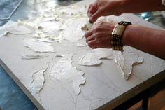 лепка из декоративных штукатурок разовый мастер-класс