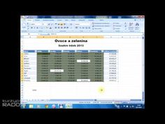 Josef Cvrček - Excel pro každodenní použití - 2.3. Pc Mouse, Periodic Table, Internet, Education, Website, Youtube, Pictures, Computer Mouse, Periotic Table