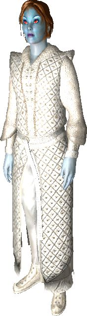 long dress robe of the archmage