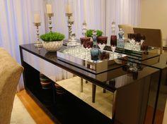 Projeto de móveis soltos / buffet