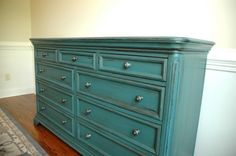 Repurposed with Benjamin Moore Dragonfly!  | followpics.co