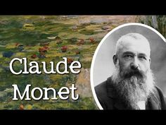 Biography of Claude Monet: Famous Artists for Children - FreeSchool - YouTube