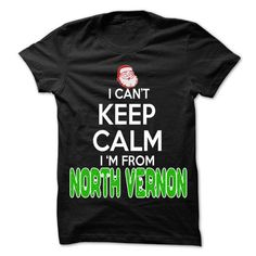 Keep Calm North Vernon... Christmas Time - 99 Cool City - #gift ideas #gift for dad. OBTAIN LOWEST PRICE => https://www.sunfrog.com/LifeStyle/Keep-Calm-North-Vernon-Christmas-Time--99-Cool-City-Shirt-.html?68278