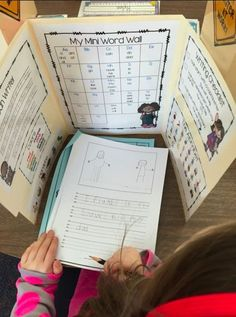 Engaging and meaningful Work on Writing year-long activities for K-1. Low prep!