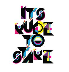 Funky Typeface on Behance
