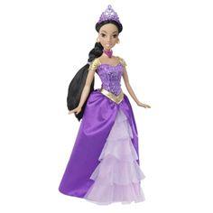 Disney Princess Sparkling Princess® Jasmine - Shop.Mattel.com