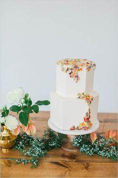#uniquecake #weddingcake @weddingchicks