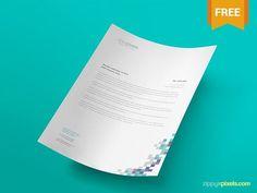 Free A4 Size Paper PSD Mockup | 06