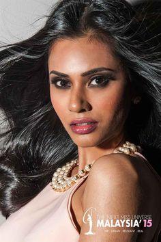 #SugeetaChandran - Sugeeta Chandran contestant Miss Universe Malaysia 2015 Photo Gallery