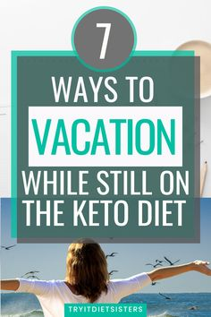 Want to enjoy your vacation AND still maintain your weight loss from keto? Check out my 7 tips that anyone can use to keep to their diet while still taking trips. Diet Plans To Lose Weight Fast, Lose Weight At Home, How To Lose Weight Fast, Healthy Lifestyle Tips, Healthy Tips, Ketogenic Lifestyle, Weight Loss For Women, Weight Loss Tips, Five Guys