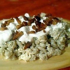 Juhtúrós sztrapacska   Nosalty Hungarian Cuisine, Hungarian Recipes, Hungarian Food, Charcuterie, Pasta, Oatmeal, Food And Drink, Cooking Recipes, Favorite Recipes