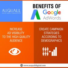 The marketing landscape has transformed over the years and Google AdWords plays a crucial role in this transformation. Google AdWords is one of the core components of Digital Marketing and to understand more how Google AdWords can help your Business check out our website. Online Marketing Strategies, Digital Marketing Strategy, The Marketing, Website Optimization, Search Engine Optimization, Search Ads, Business Checks, Search Engine Marketing, Plays
