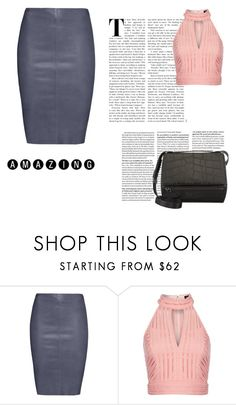 """""""Untitled #69"""" by seminedemir ❤ liked on Polyvore featuring Jitrois, Bardot and Givenchy"""