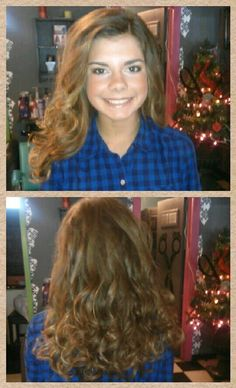 Pageant hair and makeup